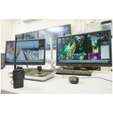 central de monitoramento de câmeras residenciais Ibirapuera