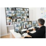 central de monitoramento de câmeras Rio Grande da Serra