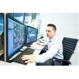 empresa de central de monitoramento 24 horas Sumaré